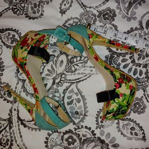 Beryl high heels